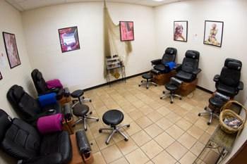 Rock Hill salon chairs