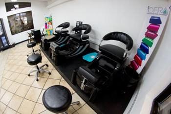 Spartanburg salon chairs