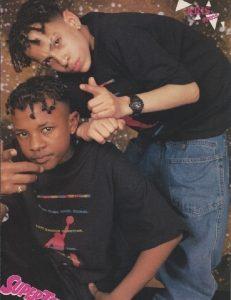 1993 Cornrows