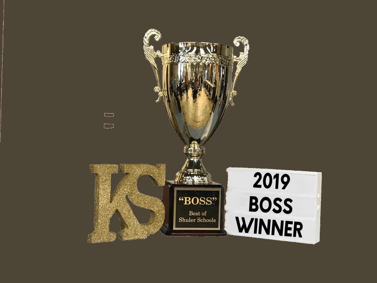 BOSS Trophy
